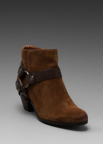 Sam Edelman Landon Boot in Brown - Lyst