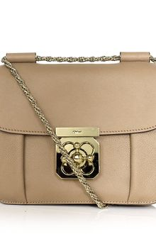 Chloé Small Elsie Shoulder Bag - Lyst