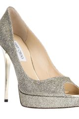 Jimmy Choo Crown Pump - Lyst