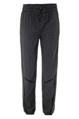 Rag & Bone Gina Starprint Silk Trousers - Lyst