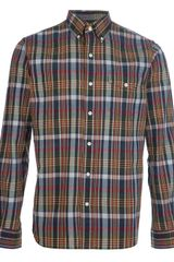Polo Ralph Lauren Classic Checked Shirt - Lyst