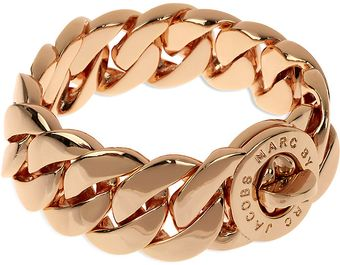 Marc By Marc Jacobs Katie Turnlock Bracelet - Lyst