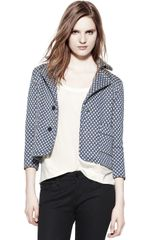 Tory Burch Sage Jacket - Lyst