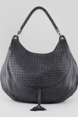 Bottega Veneta Cervo Maxi Shoulder Bag  - Lyst