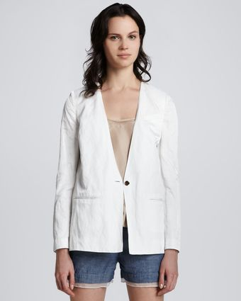Elizabeth And James Athena Splitside Blazer - Lyst