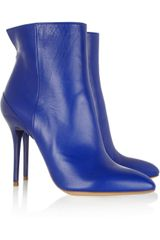 Maison Martin Margiela Leather Ankle Boots - Lyst