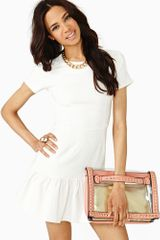 Nasty Gal Charm City Dress - Lyst