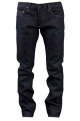 Rag & Bone Rb15s Slim Straight Jean - Lyst