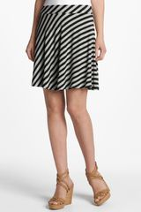 Caslon® Knit Circle Skirt - Lyst
