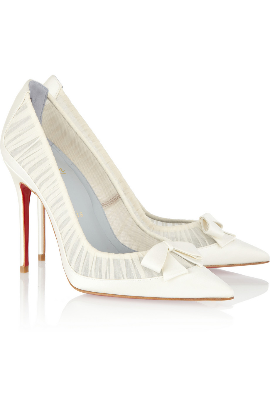 Christian Louboutin Wedding Shoes The ultimate bridal shoe