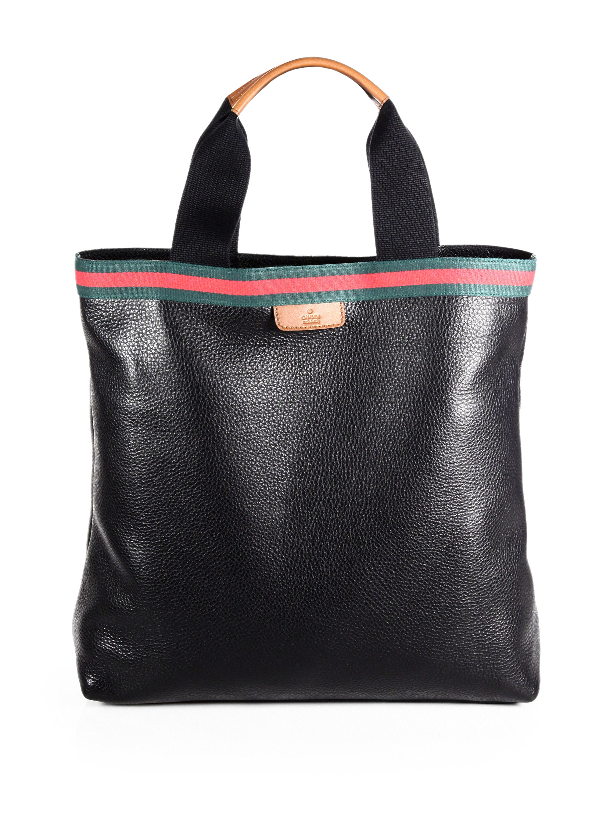 Gucci Cannes Tote Bag In Black For Men Lyst