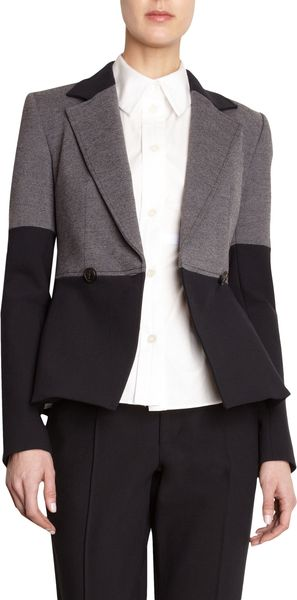 Thakoon Double Breasted Jacket - Lyst