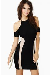 Nasty Gal Danger Curve Dress - Lyst