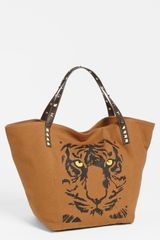 Steven By Steve Madden Tigers Eye Tote Extra Large - Lyst