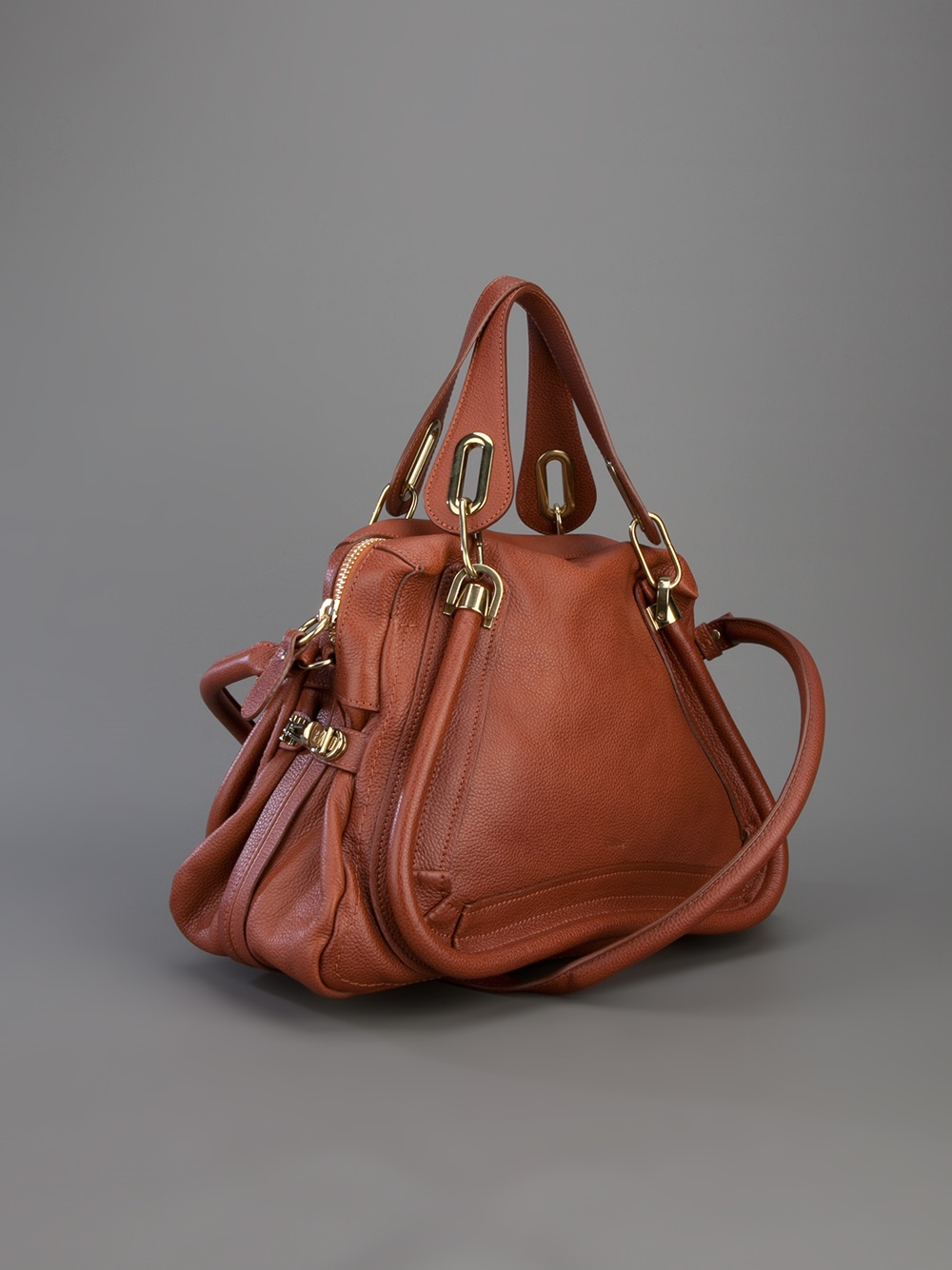 Chlo¨¦ Paraty Bag in Brown | Lyst