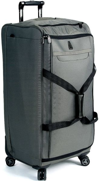 delsey helium xpert lite 28 trolley duffel in gray for men lyst. Black Bedroom Furniture Sets. Home Design Ideas