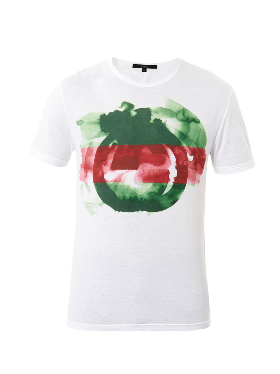 b0582818 All White Gucci T Shirt – EDGE Engineering and Consulting Limited