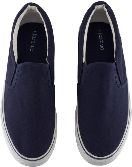 H&m Shoes in Blue For Men