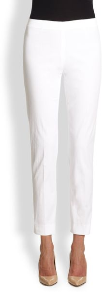 La Via 18 Cropped Pants - Lyst