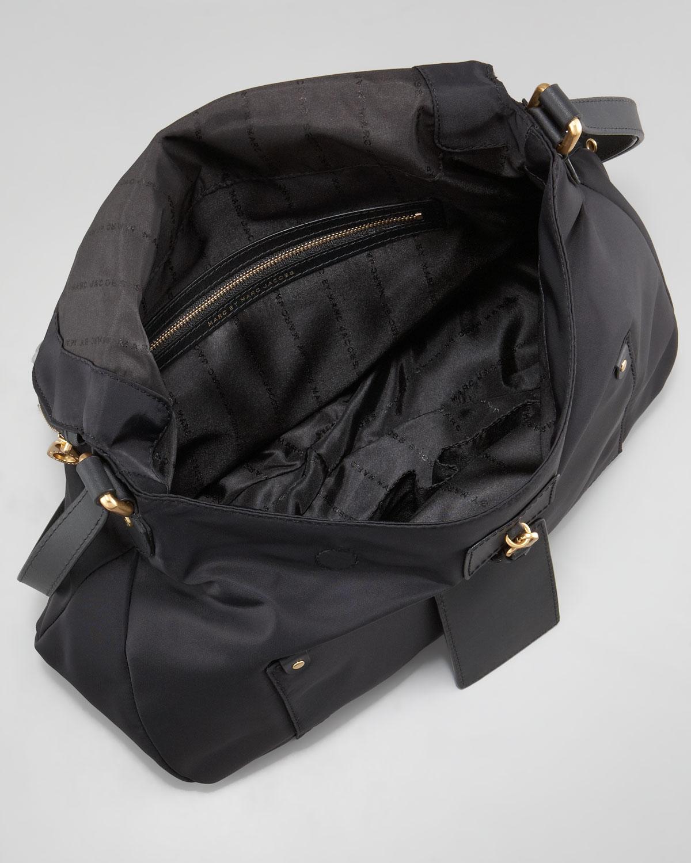 a5ab1fb7a4 Lyst - Marc By Marc Jacobs Preppy Nylon Sasha Crossbody Bag in Black