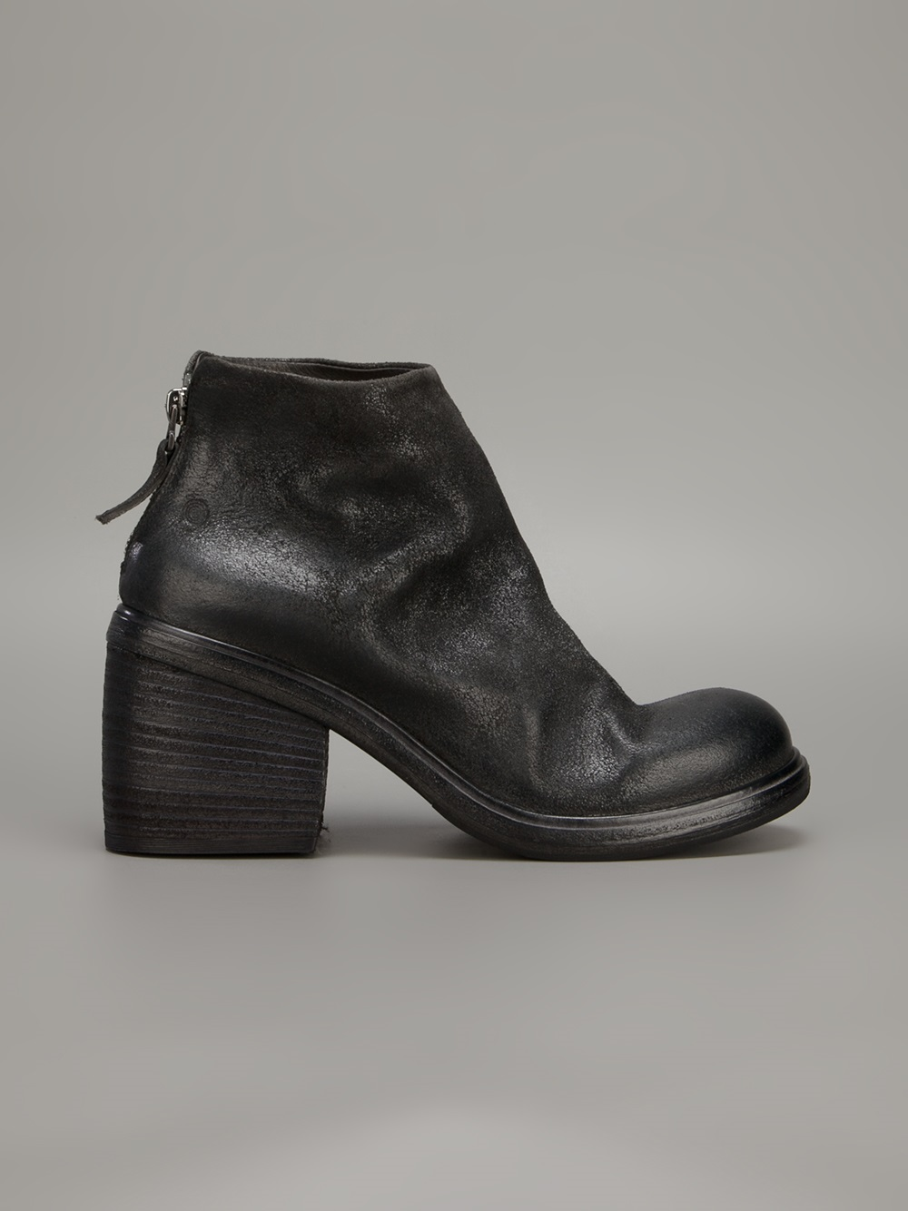 Marsèll Distressed Ankle Boots buy cheap shopping online outlet visa payment WOoAdw9tk
