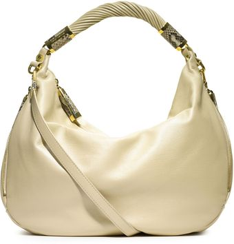 Michael Kors Large Tonne Crescent Hobo - Lyst