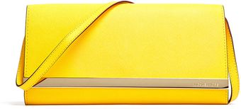 Michael by Michael Kors Citrus Tilda Clutch Bag - Lyst