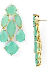 Kate Spade Statement Earrings - Lyst