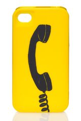 Kate Spade Iphone 4 Case Chit Chat - Lyst