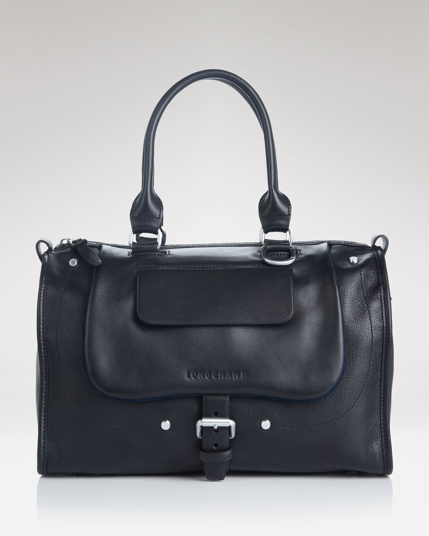 c7863c5844f Lyst - Longchamp Weekender Balzane Duffel Bag in Black