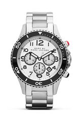 Marc By Marc Jacobs Metal Rock Mens Watch 46mm - Lyst