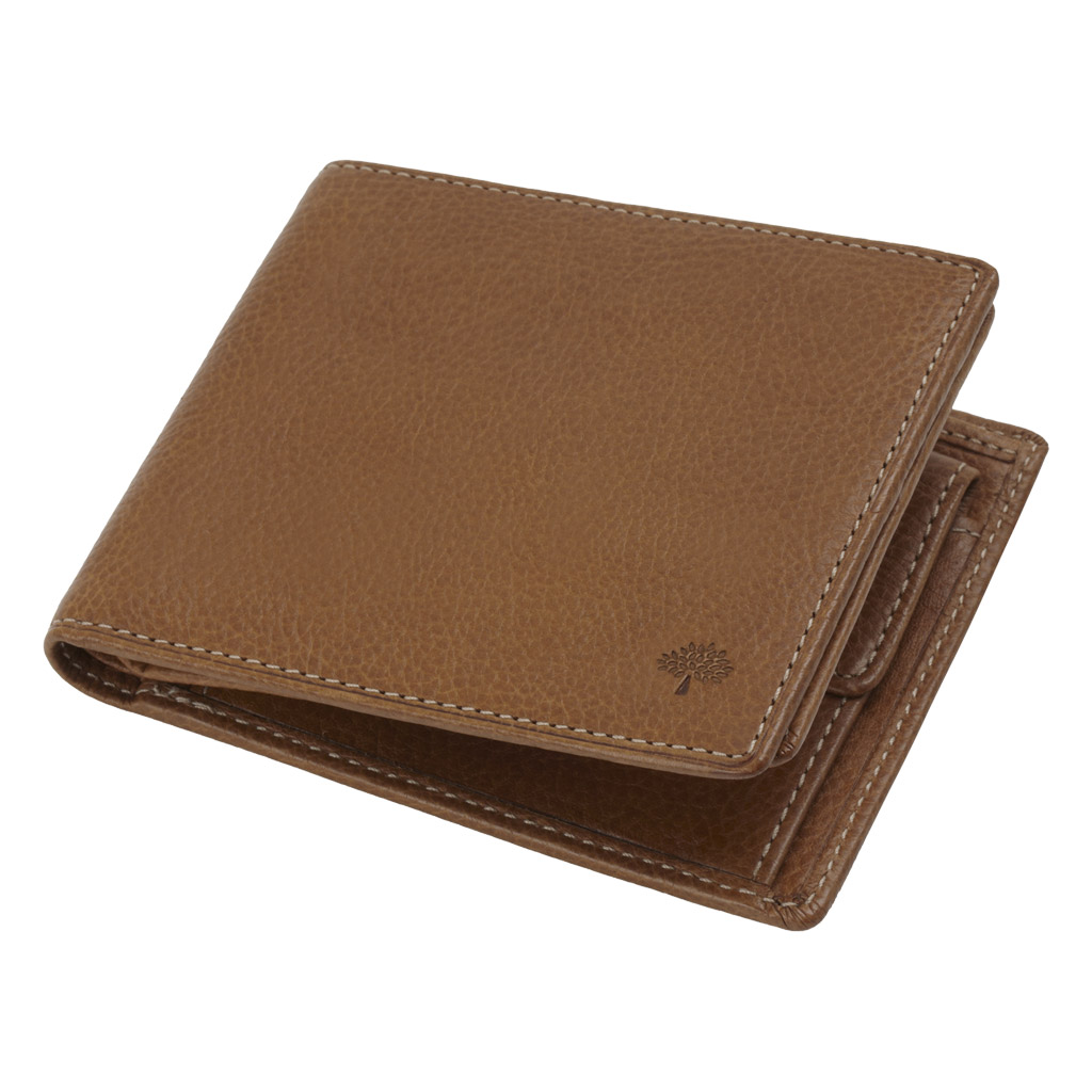 3ce55dcaa55 Mulberry 8 Card Coin Wallet in Brown for Men - Lyst