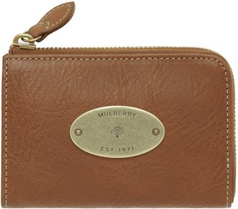 Mulberry Slim Coin Purse - Lyst
