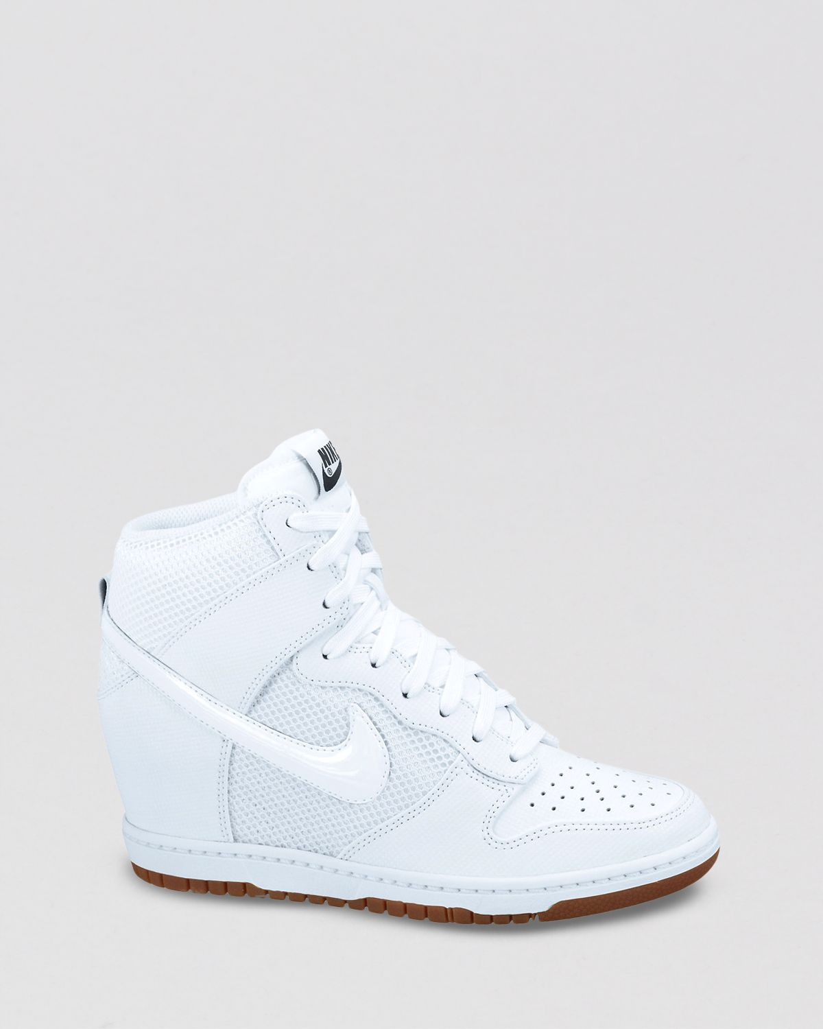 Gallery. Previously sold at  Bloomingdale s · Women s Wedge Sneakers Women s  Nike Dunk Women s Nike Dunk Sky Hi ... 148aaced90
