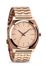 Nixon The Time Teller Watch 43mm - Lyst