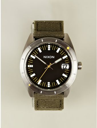 Nixon Rover Ii Surplus Watch - Lyst