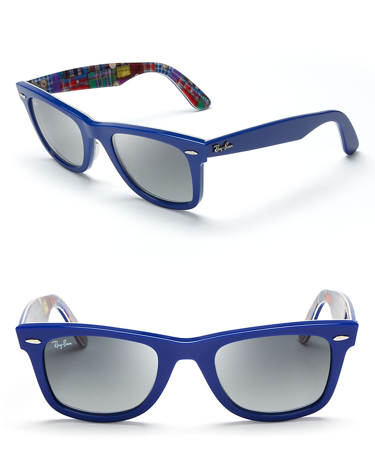 9a4a850c09 Ray-Ban Original Wayfarer Sunglasses in Blue - Lyst