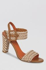 Via Spiga Sandals Rolanda High Heel - Lyst