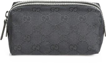 Gucci Balthus Small Gg Cosmetic Case - Lyst