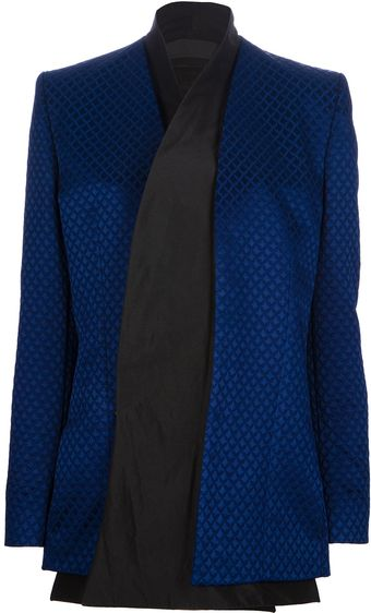 Haider Ackermann Textured Jacket - Lyst