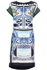 Mary Katrantzou Star Sailor Dress - Lyst