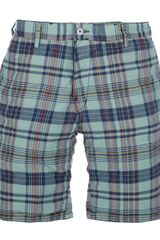 Polo Ralph Lauren Checked Bermuda Shorts - Lyst