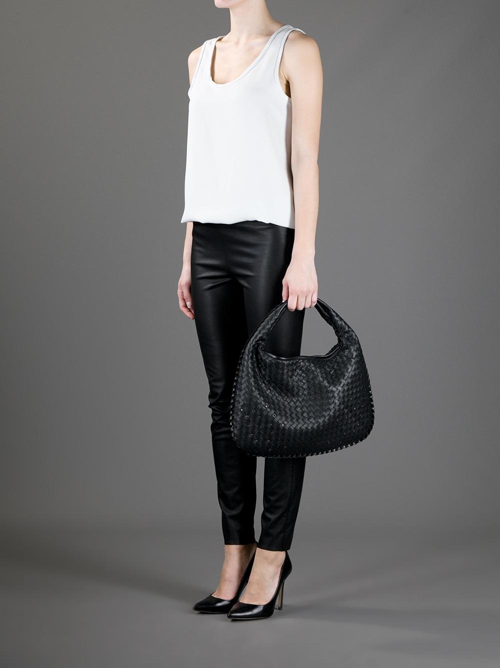 Bottega Veneta Large Hobo Bag
