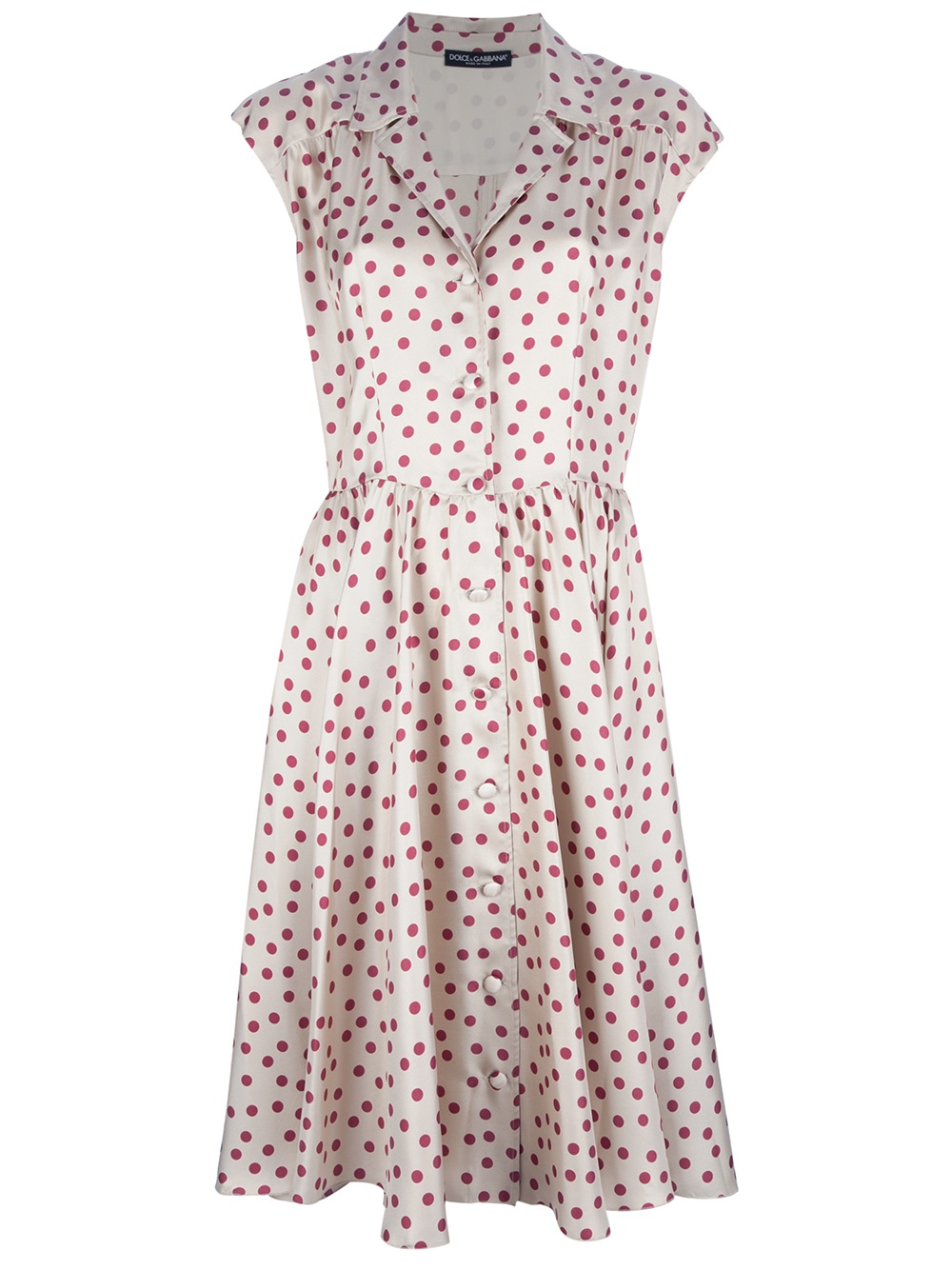 91cd7872 Gallery. Previously sold at: Farfetch · Women's Polka Dot Dresses
