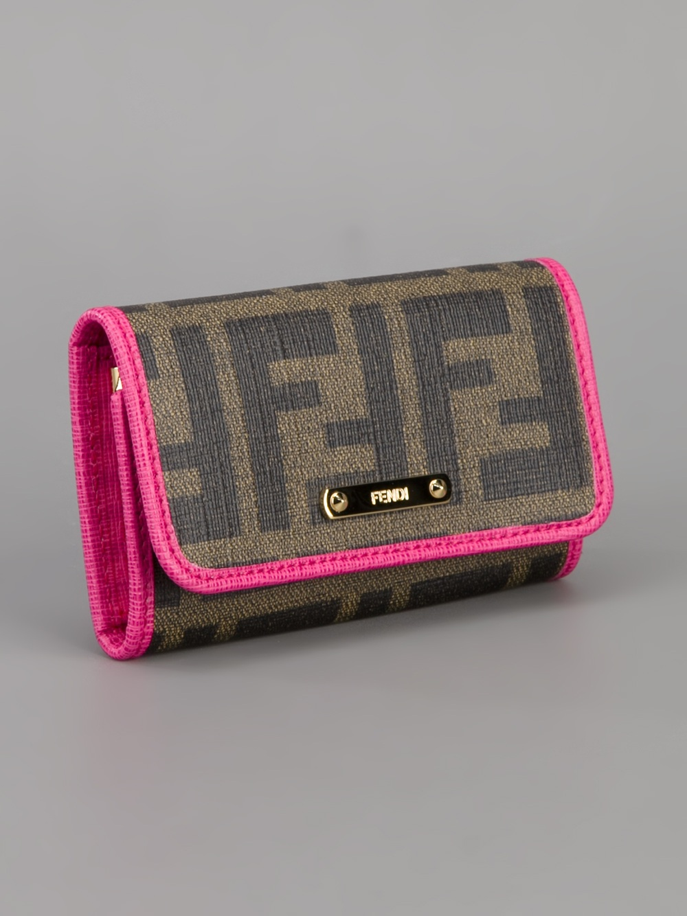 Fendi Monogram Wallet