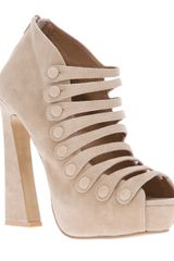 Jeffrey Campbell Honora Pump - Lyst
