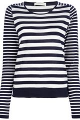 Mauro Grifoni Striped T-shirt - Lyst