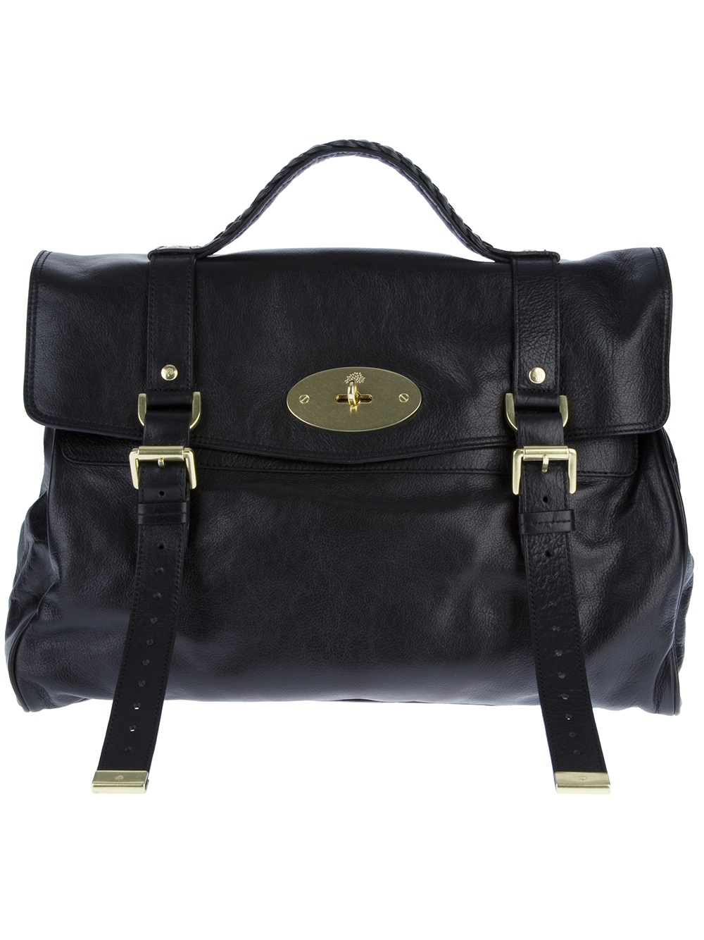 dc978695e0 Gallery. Previously sold at  Farfetch · Women s Mulberry Alexa ...