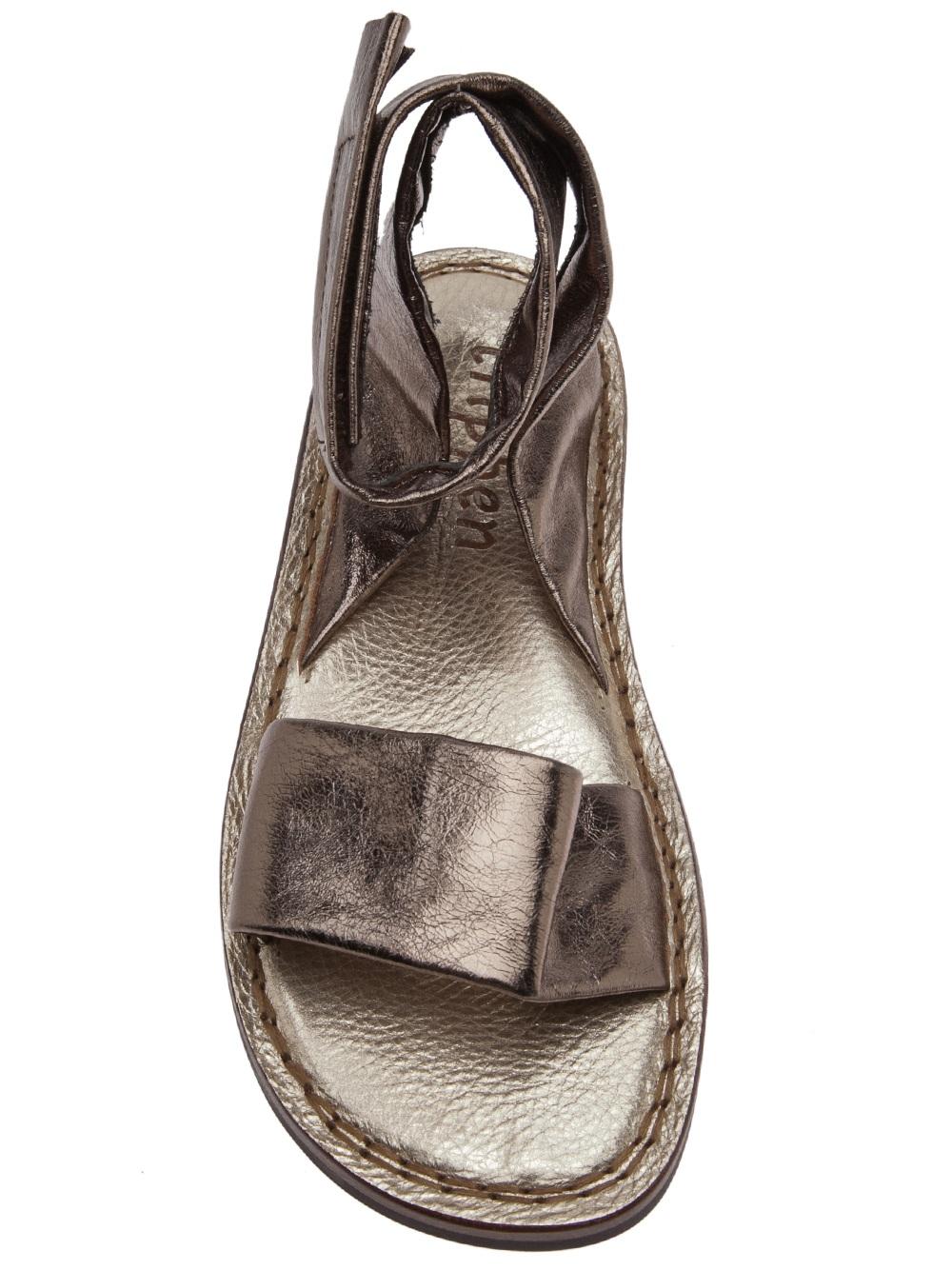 Lyst Trippen Careless Sandal In Black