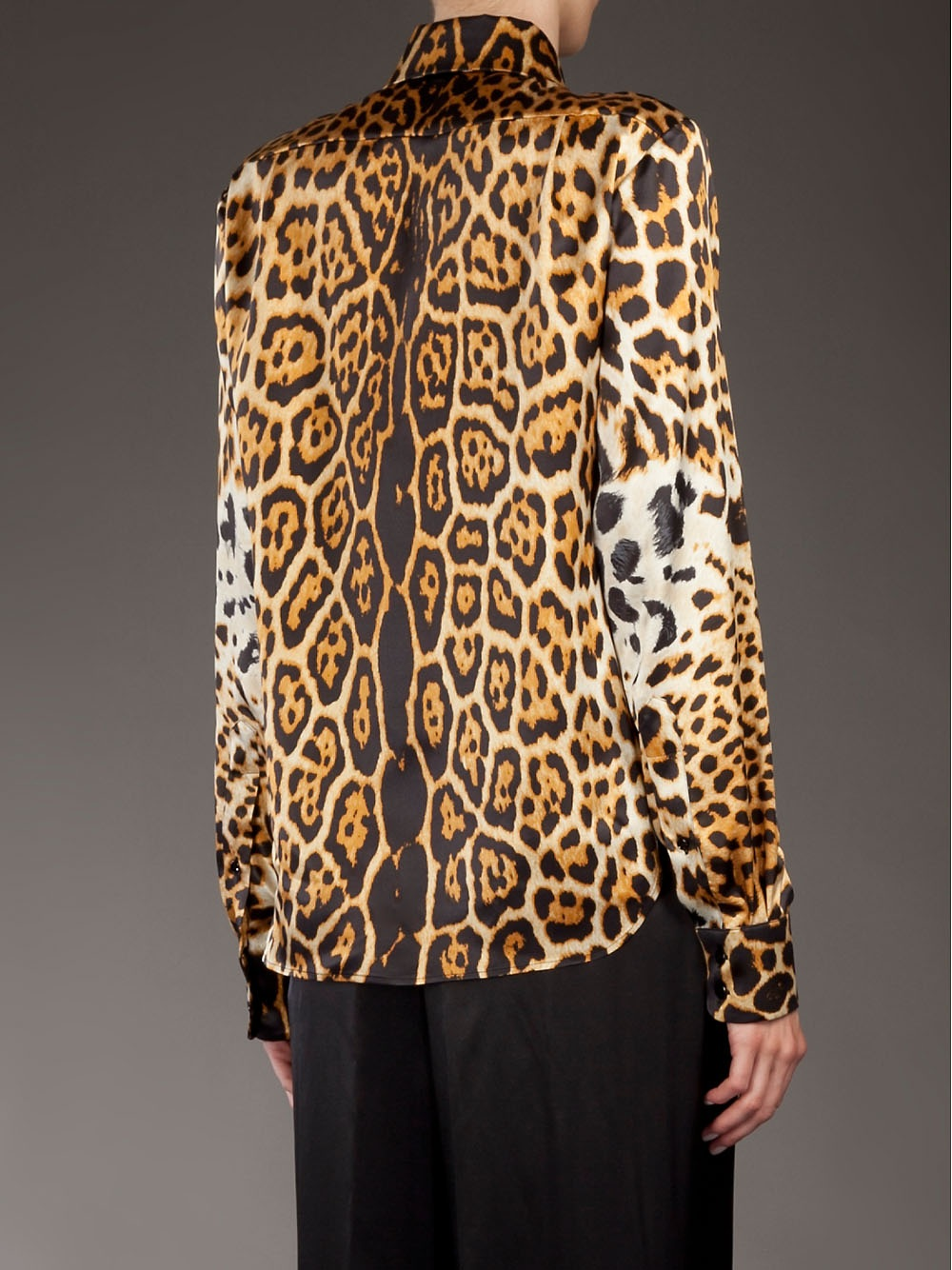 Leopard Shirts For Women